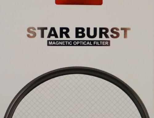 Kase Star Burst effect filter review